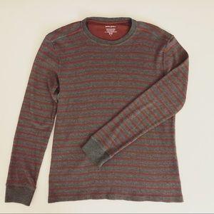 Banana Republic striped cotton sweater